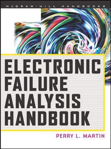 Download Electronic Failure Analysis Handbook 0070410445