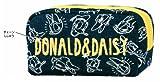 ディズニー チェーン刺繍ペンポーチ ドナルド&デイジー/フェイス(45993) (¥ 1,699)