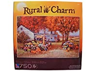 Ruralチャーム750ピースジグソーパズル: Auntマーサの家宝by sure-lox