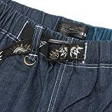 Denim Short Pants デニム ショート パンツ(カラー:ネイビー) アールディーズ画像③