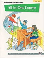 All-in-One Course for Children: Lesson Theory Solo Book 2 (Alfred's Basic Piano Library) [並行輸入品]