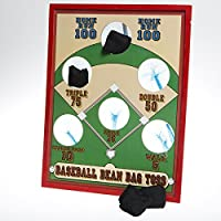 Baseball Bean Bag Toss Game [Floral] [並行輸入品]