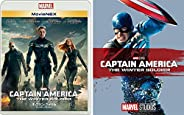 キャプテン・アメリカ/ウィンター・ソルジャー MovieNEX [ブルーレイ+DVD+デジタルコピー+MovieNEXワールド] [Blu-ray]