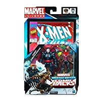 Marvel Universe Marvel`s Greatest Battles Comic Packs - Gambit and Mister Sinister Pack 4 Inches [並行輸入品]