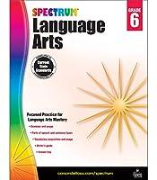Spectrum Language Arts, Grade 6