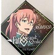 パルコ Fate Grand Order ロマニ アーキマン アニメ四角缶バッジ PARCO FGOショップ Limited Base FateGo Dr.ロマン