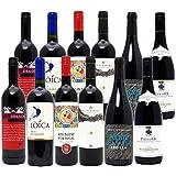 シニアソムリエ厳選 直輸入 赤ワイン12本セット((W0AK28SE))(750mlx12本(6種類各2本)ワインセット)