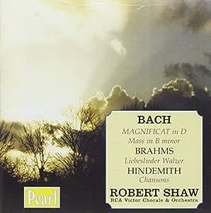Bach:Magnificat/Brahms: Liebes