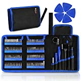 Kaisi 126 in 1 Precision Screwdriver Set with 111 Bits Magnetic Driver Kit Professional Electronics Repair Tool Kit for Repair Cell Phone, iPhone, iPad, MacBook, PC, Tablet, Laptop, Xbox, Game Console