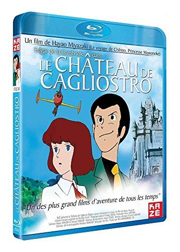 ルパン三世カリオストロの城(フランス語)Blue ray /...
