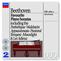 Beethoven: Favourite Piano Sonatas (1994-01-18)