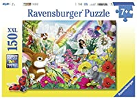 Ravensburger Magical Forest Fairies Jigsaw Puzzles (150 Piece) 【You&Me】 [並行輸入品]