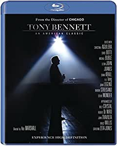 Tony Bennett An American Classic [Blu-ray] [Import]