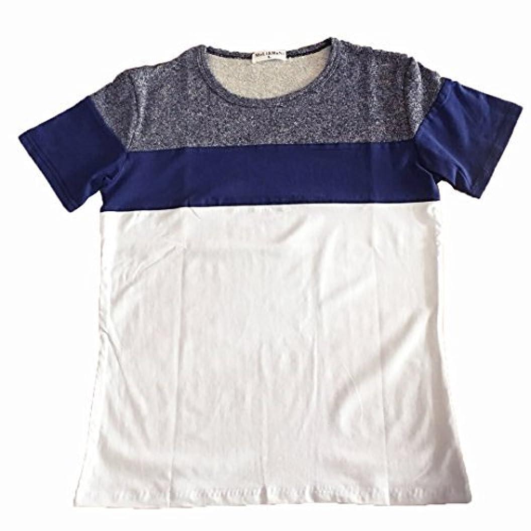 豚生まれ休眠Moli&Hani メンズ Tシャツ 半袖 男の子 ショートスリーブ 男性 コットン M L XL 2XL
