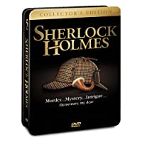 Sherlock Holmes: Collector's Edition (Five-Disk Edition, Tin packaging)