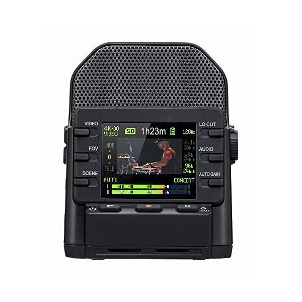 ZOOM ズーム 4Kハンディビデオレコーダー...の紹介画像5