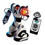 【 喋る! モノをつかめる! iphone アンドロイド アプリで操作! 高性能 ラジコン ロボット 】 赤外線 コントロール ロボサピアン X 日本語解説付き 小型送信機付属