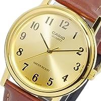 カシオ CASIO スタンダード クオーツ メンズ 腕時計 MTP-1095Q-9B1 ゴールド[並行輸入品]