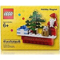 レゴ ハッピー?ホリデー(サンタクロースとクリスマスツリー)  / LEGO Happy Holidays Magnet 853353 [国内正規品]