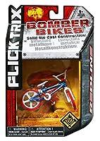 Flick Trix Toy - Die Cast Bomber Bikes - Redline Bike (Red, White and Blue) by Flick Trix [並行輸入品]