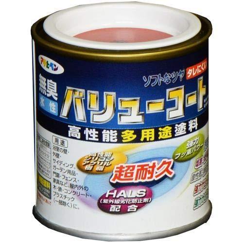 RoomClip商品情報 - 水性バリューコート 1/12L 赤 1/12L