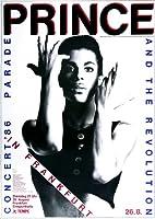 Prince–Parade 1986–Concertポスターplakat