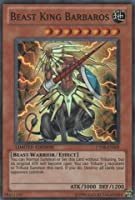 Yu-Gi-Oh! - Beast King Barbaros (CT08-EN005) - 2011 Collectors Tins - Limited Edition - Super Rare by Yu-Gi-Oh!