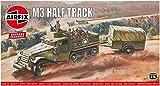 エアフィックス 1/76 ヴィンテージクラシックス アメリカ軍 M3ハーフトラック プラモデル X-2318V
