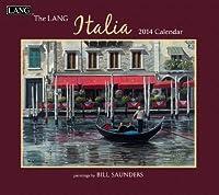 Lang Perfect Timing - Lang 2014 Italia Wall Calendar January 2014 - December 2014 13.375 x 24 Inches (1001662) [並行輸入品]