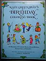 Kate Greenaway's Birthday Book (The Colouring Books)