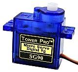 デジタル・マイクロサーボ SG90