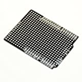 Arduino用バニラシールド基板ver.2(黒)