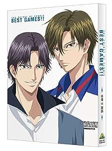 【Amazon.co.jp限定】 テニスの王子様 BEST GAMES!! 手塚 vs 跡部 (描き下ろしイラスト使用B2布ポスター付) [Blu-ray]