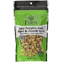 Eden Foods有機タマリ辛いかぼちゃの種、113 gm