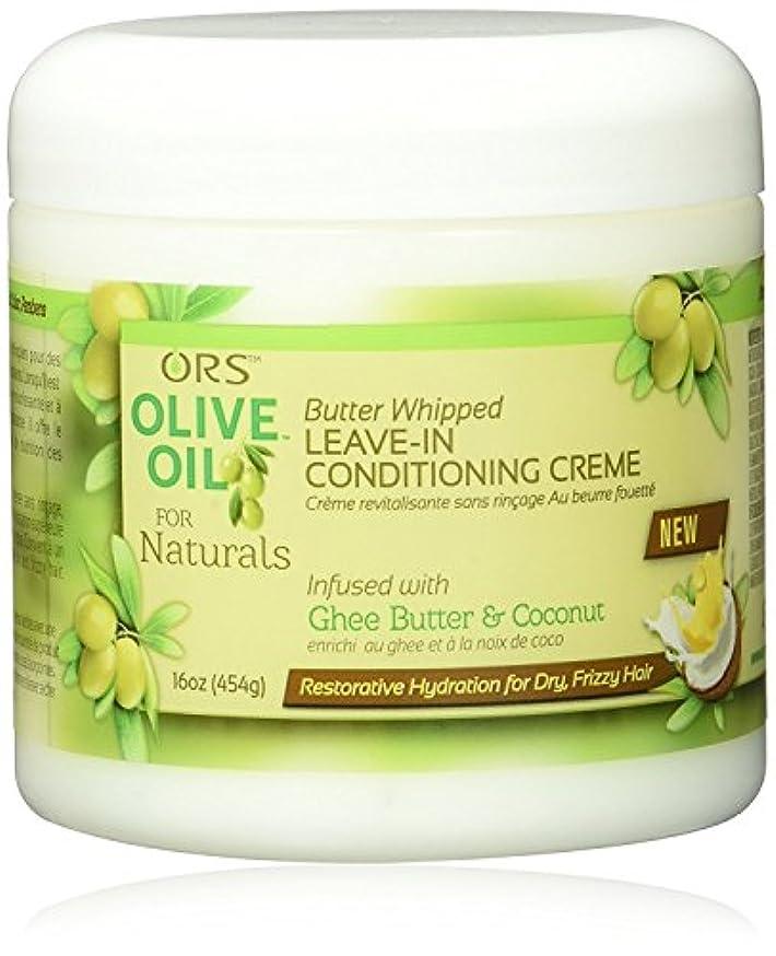 オーバーラン演劇カトリック教徒ORS Black Olive Oil ORSオリーブ油ナチュラルズバターホイップままでコンディショニングクリーム