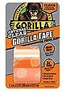 Gorilla(ゴリラ) 超強力補修テープ (38mm x 4.6m, 透明) 並行輸入品