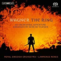 The Ring: Orchestral Adventure by Royal Swedish Orchestra (2014-01-28)