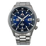 オリエント キングマスター 自動巻き メンズ 腕時計 WV0031AA ネイビー 国内正規