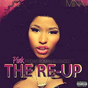 Pink Firday: Roman Reloaded-the Re-Up (2cd/DVD)