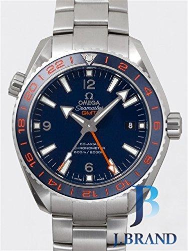 [オメガ]OMEGA 腕時計 シーマスター プラネットオーシャン 600M GMT グッドプラネット ブルー 232.30.44.22.03.001 メンズ [並行輸入品]