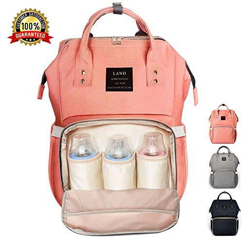 マザーズバッグ ママバッグ ママ旅行用バッグ Ticent多機能旅行用バッグ 大容量 防水で汚れにくい リュック...