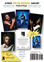 Jesus art by Akiane Kramarik Note Card Assortment [並行輸入品]