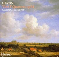 Haydn: String Quartets, Tost 1