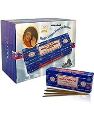 Satya Sai Baba Nag Champa 1000 Gram Incense Sticks Agarbatti
