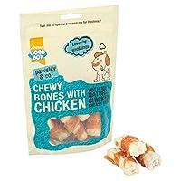 [Good Boy ] 鶏80グラムとの良好な男の子歯ごたえミニ骨 - Good Boy Chewy Mini Bones with Chicken 80g [並行輸入品]