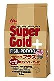 スーパーゴールド フィッシュ&ポテト プラス 関節ケア用 低アレルゲンフード 2.4kg