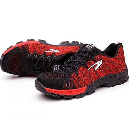 corbell ユニセックス 安全靴 作業靴 メンズ レディ...