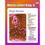 Kagan Cooperative Learning Character Card - Martin Luther King, Jr, Teaching Material (TMK)