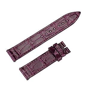[フランクミュラー]FRANCK MULLER 900/902 クロコ ツヤ有 紫 M60/100 900/902用