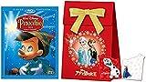 【メーカー特典あり】ピノキオ プラチナ・エディション(「アナと雪の女王」オリジナル ギフトバッグ付) [Blu-ray]